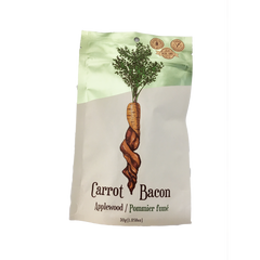 Carrot Bacon Applewood Carrot Jerky - 30g