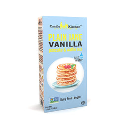 Castle Kitchen Plain Jane Vanilla Pancake Mix - 454g