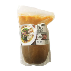 Chau Veggie Express Red Sand Dunes Broth - 750ml