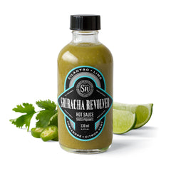 Sriracha Revolver Cilantro and Lime Hot Sauce - 130ml