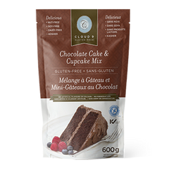 Cloud 9 GF Chocolate Cake Mix - 600g