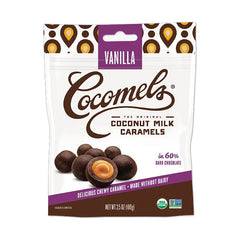 Cocomels Bites Vanilla Pouch - 100g