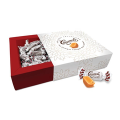 Cocomels Sea Salt Coconut Milk Caramels Holiday Sharing Box - 326g