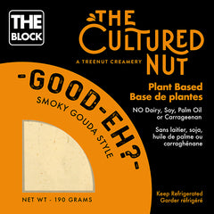 The Cultured Nut Smokey Good-Ah? Block - 190g