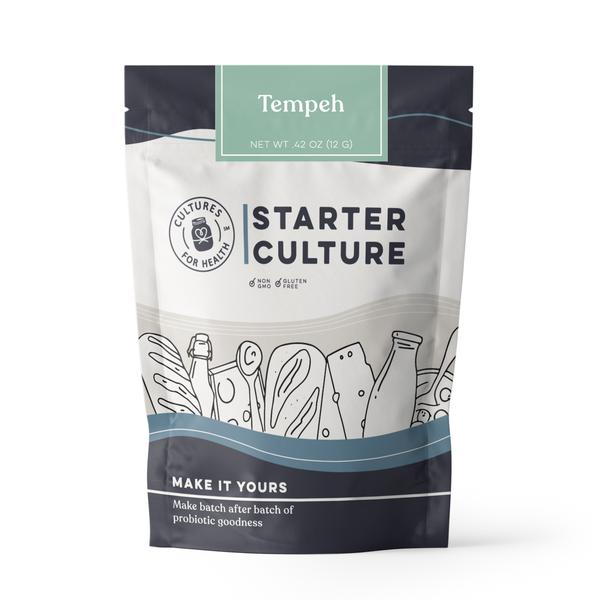 Cultures For Health Tempeh Starter Culture Single - 12g