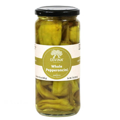 Divina Pepperoncini Greek Chili Pepper - 450ml