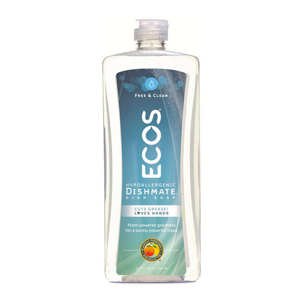 Earth Friendly Products ECOS Dishmate - 739ml