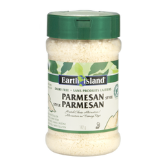 Earth Island Grated Parmesan Cheese - 142g