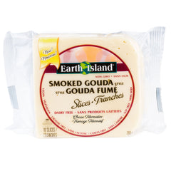 Earth Island Smoked Gouda Slices - 200g