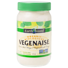 Earth Island Organic Vegenaise - 473ml