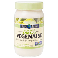 Earth Island Soy-Free Vegenaise - 473ml