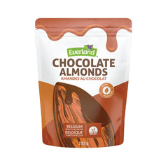 Everland Organic Dark Chocolate Almonds - 113g