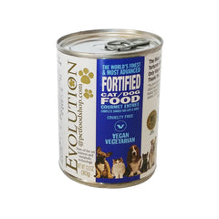 Evolution Gourmet Entree Cat & Dog Food Blue Can - 363g