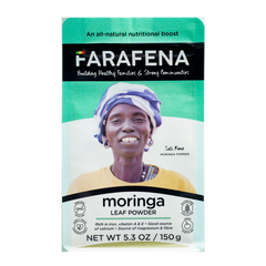 Farafena Moringa Leaf Powder - 150g