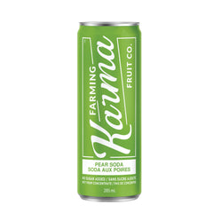 Farming Karma Pear Soda - 285ml