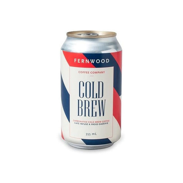 Fernwood Coffee Cold Brew Can - 355ml