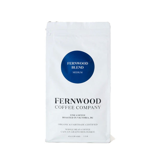 Fernwood Coffee Fernwood Blend Coffee Beans - 454g
