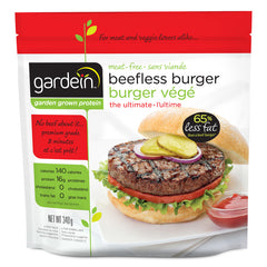 Gardein Ultimate Beefless Burger - 340g