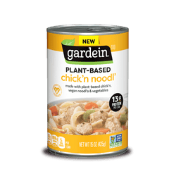 Gardein Chicken Noodle Soup - 425g