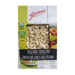 Giovanni Organic Vegetable Tortellini - 250g