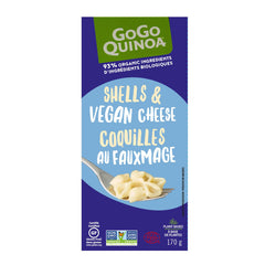 Gogo Quinoa Shells & Cheese - 170g