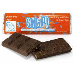 Go Max Go Snap! Candy Bar - 50g