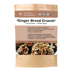 Growing Fresh Gingerbread Crunch Granola - 80g