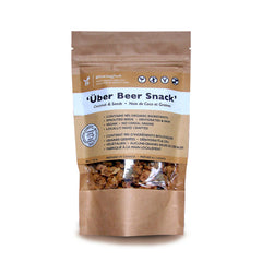 Growing Fresh Uber Beer Snack - 80g