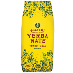 Guayaki Traditional Loose Leaf Yerba Mate - 454g