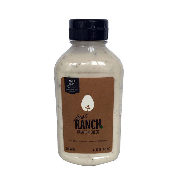 Hampton Creek 'Fresh' Just Ranch Dressing - 355ml