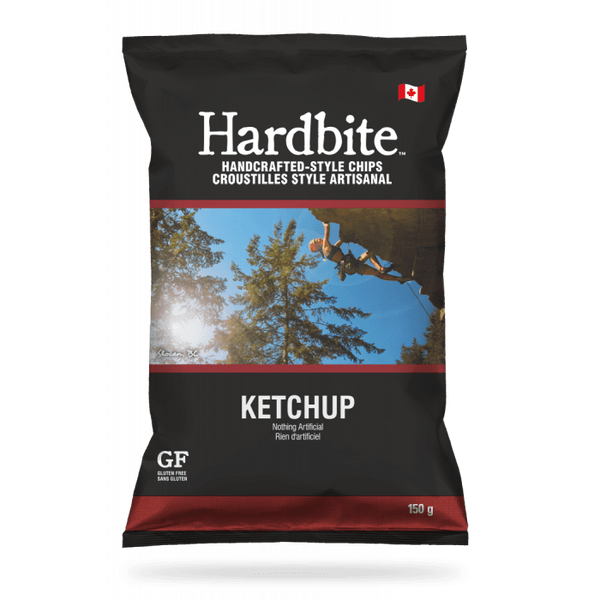 Hard Bite Ketchup Chips - 150g