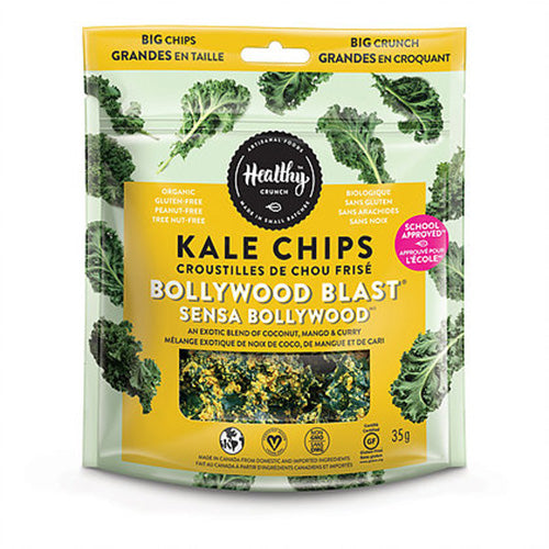 Healthy Crunch Bollywood Blast Kale Chips - 35g