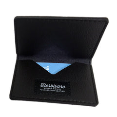 Herbivore Clothing Black Ashby Wallet