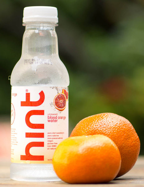 Hint Blood Orange Water - 474ml