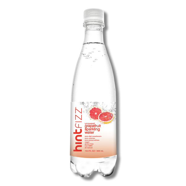 Hintfizz Grapefruit Sparkling Water - 500ml