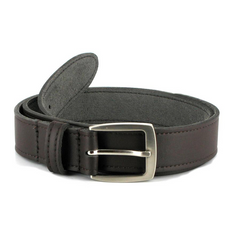 Vegetarian Shoes Town Belt - Brown