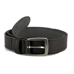 Vegetarian Shoes Town Belt - Black