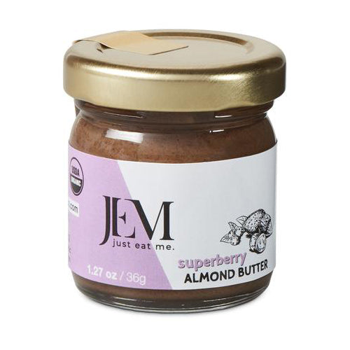 Jem Superberry Almond Butter - Multiple Sizes