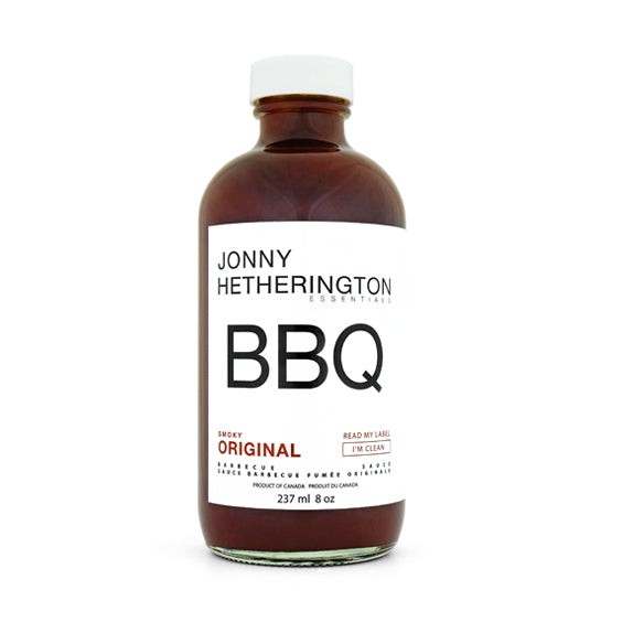 Jonny Hetherington Smoky Original BBQ Sauce - 237ml