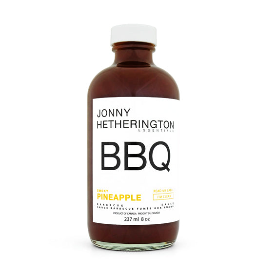 Jonny Hetherington Smoky Pineapple BBQ Sauce - 237ml