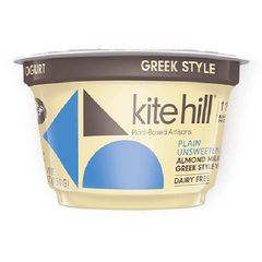 Kite Hill Plain Unsweetened Greek Yogurt - 150g