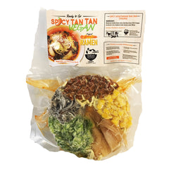 Kokoro Ready To Go Spicy Vegan Tan Tan Ramen - 800g