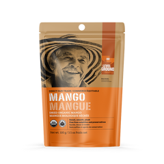 Level Ground Dried Organic Mango - 100g