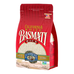 Lundberg California White Basmati Rice - 907g