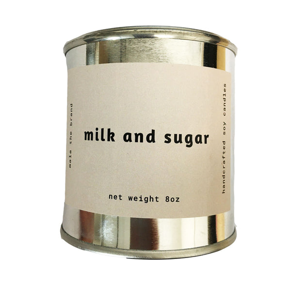 Mala Milk and Sugar Candle - 227g