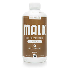 Malk Maple Pecan Milk - 828ml