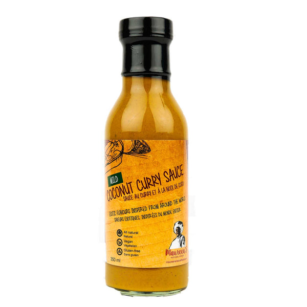 Maureen's Mild Coconut Curry Sauce - 350ml