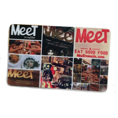 MeeT Restaurant Gift Card