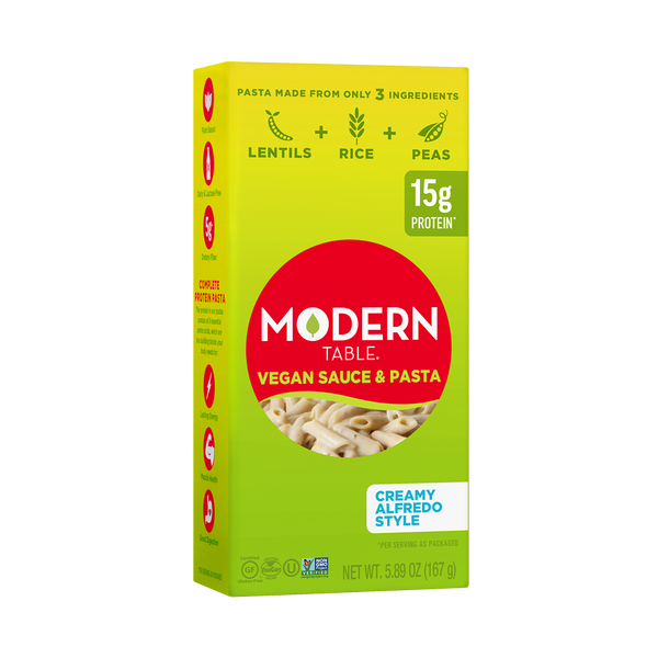 Modern Table Creamy Alfredo Mac And Cheese - 167g