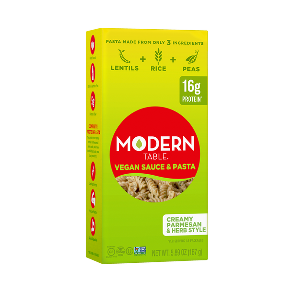 Modern Table Parmesan Herb Mac And Cheese - 167g